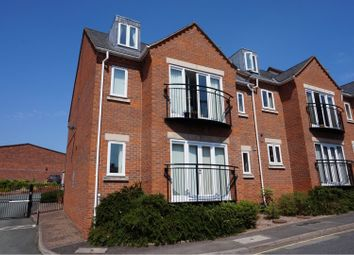 Thumbnail 2 bed flat for sale in Heatley Court, Whitchurch