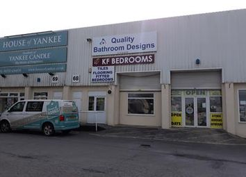 Thumbnail Retail premises to let in Unit 68 Faraday Mill, Cattewater Road, Plymouth, Devon