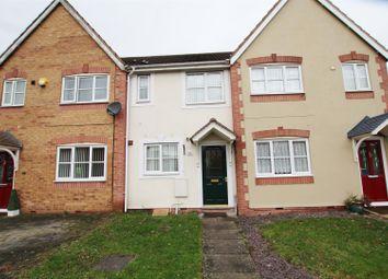 Thumbnail 2 bedroom terraced house for sale in Primrose Drive, Branston, Burton-On-Trent