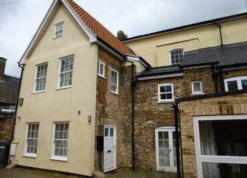 Thumbnail 1 bed flat to rent in 8 Mansion Gardens, Whittlesey
