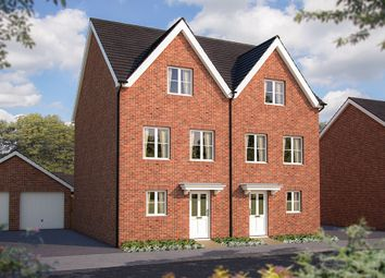 """Thumbnail 3 bed semi-detached house for sale in """"The Winchcombe"""" at Appleton Way, Shinfield, Reading"""
