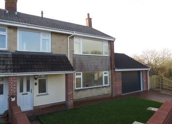 Thumbnail 3 bed semi-detached house for sale in Marshallsay Road, Chickerell, Weymouth