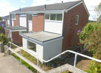 Thumbnail 3 bedroom semi-detached house for sale in Winnicott Close, Plymouth
