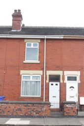 Thumbnail 2 bed terraced house for sale in Hamilton Road, Longton, Stoke-On-Trent