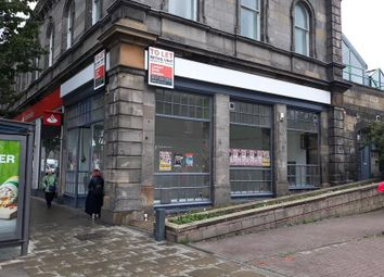 Thumbnail Retail premises to let in 23 Leith Walk, Edinburgh, City Of Edinburgh