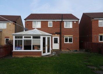 Thumbnail 4 bed detached house to rent in Holystone Grange, Holystone, Newcastle Upon Tyne
