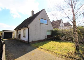Thumbnail 3 bed detached house for sale in Broomhill Avenue, Larbert