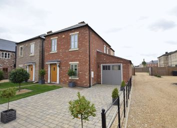 Thumbnail 4 bed detached house for sale in Lichfield Road, Bracebridge Heath, Lincoln