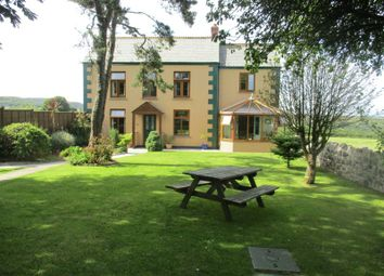 Thumbnail 4 bed detached house for sale in Kerrow Lane, Stenalees, St. Austell