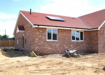 Thumbnail 2 bed semi-detached bungalow for sale in Springfield Meadows, Little Clacton, Clacton-On-Sea