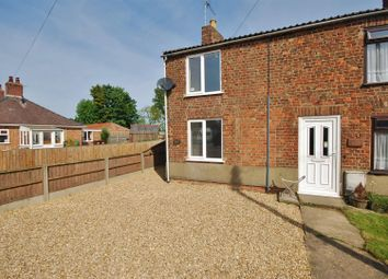 Thumbnail 3 bed cottage to rent in High Road, Whaplode, Spalding
