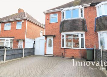 Thumbnail 3 bed semi-detached house to rent in Tower Road, Tividale, Oldbury
