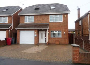 Thumbnail 5 bed detached house for sale in Laurel Avenue, Langley, Slough