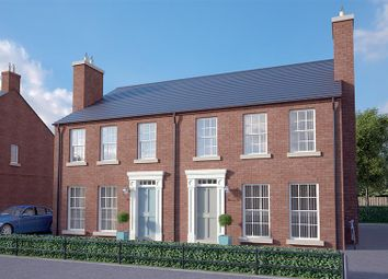 Thumbnail 4 bed property for sale in 72, The Hillocks, Derry