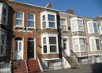 Thumbnail 1 bed flat to rent in Thanet Road, Margate