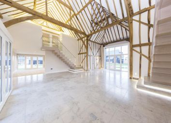 Thumbnail 4 bed barn conversion for sale in Old Lodge Court, Beaulieu Park, Chelmsford, Essex