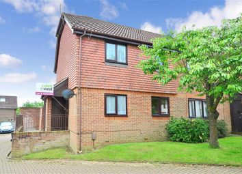 Thumbnail 1 bedroom semi-detached house for sale in Sandringham Road, Petersfield, Hampshire