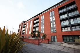 Thumbnail 1 bed flat for sale in Bury Street, Salford