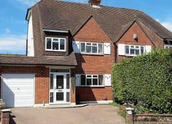 Thumbnail 4 bed semi-detached house for sale in Darcy Close, Old Coulsdon, Coulsdon