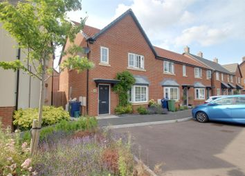 Thumbnail 3 bed end terrace house for sale in Bluebell Drive, Highnam, Gloucester