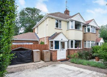 Thumbnail 3 bed semi-detached house for sale in Duston Road, Northampton