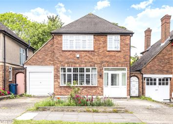 Thumbnail 4 bedroom detached house for sale in Pangbourne Drive, Stanmore, Middlesex