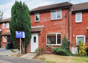 Thumbnail 3 bed terraced house for sale in Oakapple Close, Tollgate Hill, Crawley, West Sussex