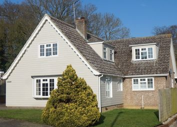Thumbnail 4 bedroom detached house for sale in Orchard Way, Horringer, Bury St. Edmunds