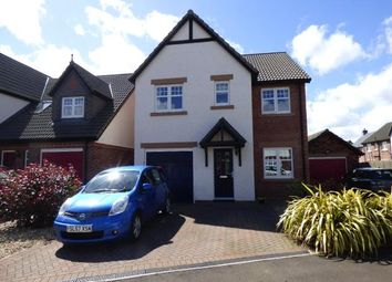 Thumbnail 4 bed detached house for sale in Haining Avenue, Dumfries, Dumfries And Galloway