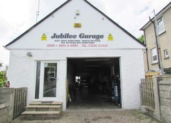 Thumbnail Parking/garage for sale in Jubilee Road, Falmouth
