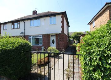Thumbnail 3 bed semi-detached house for sale in Fountains Road, Stretford, Manchester