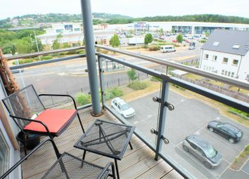 Thumbnail 2 bed flat for sale in Phoebe Road, Pentrechwyth, Swansea