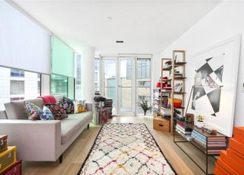 Thumbnail 2 bed flat for sale in Avantgarde Tower, 1 Avantgarde Place, London