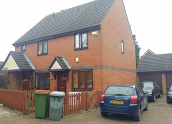 Thumbnail 2 bedroom terraced house for sale in Meadowsweet Close, London