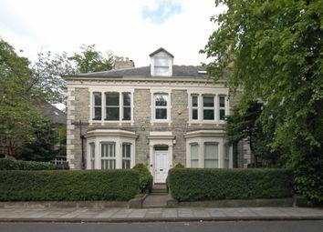 Thumbnail 3 bed maisonette for sale in Granville Road, Jesmond, Newcastle Upon Tyne