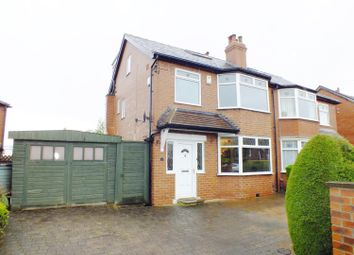 Thumbnail 4 bed semi-detached house to rent in Talbot Avenue, Roundhay, Leeds