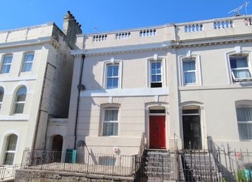 Thumbnail 3 bed maisonette for sale in Hill Park Crescent, Mutley, Plymouth