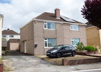 Thumbnail 2 bed semi-detached house for sale in St. Margarets Road, Plympton, Plymouth