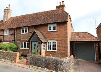 Thumbnail 3 bed cottage to rent in Purley Village, Purley On Thames, Reading