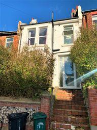 Thumbnail 4 bed flat to rent in Milner Road, Brighton