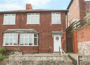 Thumbnail 3 bed semi-detached house for sale in Hood Street, Sherwood, Nottingham