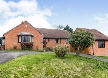 Thumbnail 3 bed detached bungalow for sale in Grantham Road, Ingoldsby, Grantham