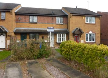 Thumbnail 2 bed town house to rent in Hedgerow Gardens, Oakwood, Derby