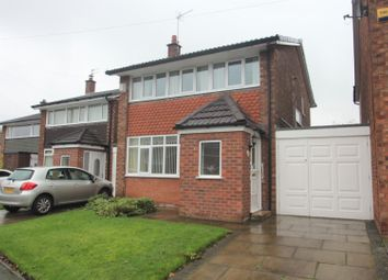 3 bed link-detached house for sale in Churchgate, Urmston, Manchester M41