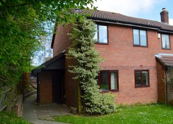 Thumbnail 1 bed end terrace house for sale in Foxcote, Yeovil