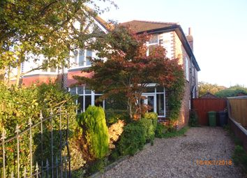 Thumbnail 4 bed semi-detached house to rent in Beresford Drive, Southport
