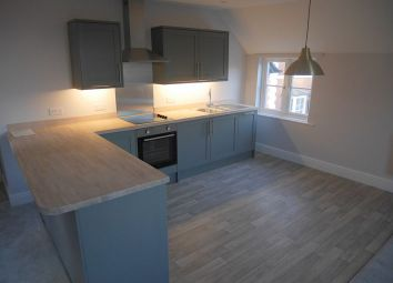 Thumbnail 2 bed flat to rent in Station Sreet, Kibworth Beauchamp, Leicester