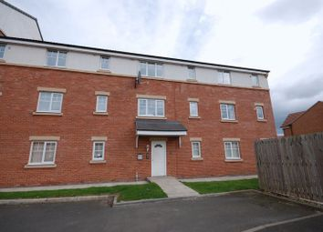 Thumbnail 2 bed flat to rent in Blanchland Court, Ashington