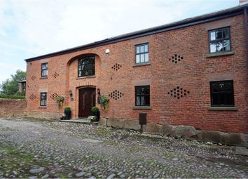 Thumbnail 6 bedroom barn conversion for sale in Hall Lane, Cronton