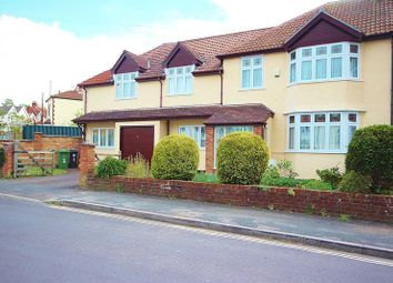 Thumbnail 5 bed semi-detached house for sale in Lampeter Road, Westbury-On-Trym, Bristol